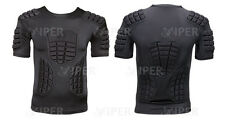 Viper Rugby Shoulder Pads Body Armour Rugby Training Fitness Rugby Head Pads