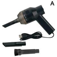 Wireless Air Duster USB Mini Staubsauger Mini Reiniger Tastatur Car Clean Y0Z3