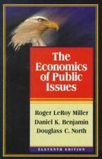 Economics of the Public Issues by Roger LeRoy Miller (1998, Paperback)