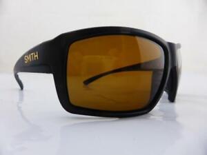 Smith Sunglasses COLSON Matte Tortoise - ChromaPop POLARISED Brown Lenses SST S3