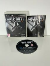 Ps3 Call Of Duty Black Ops 2 Complete Manual VGC Fast Free UK Postage