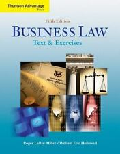 Cengage Advantage Books: Business Law: Text and Exercises (with 2008 Online Rese
