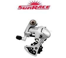 Cambios universales en caja corta de aluminio para bicicletas