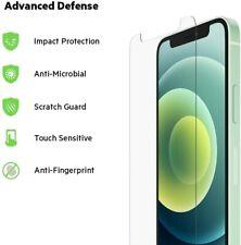 Belkin Tempered Glass Anti-Microbial Screen Protector iPhone 12 Pro Max / Mini
