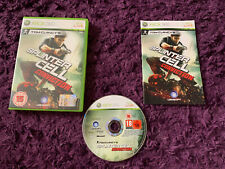 Tom Clancy's Splinter Cell Conviction Xbox 360 PAL Complete