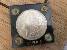 Coin: 1921 Morgan.  Circulated  Silver Dollar.