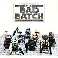 Star Wars The Clone Wars Custom 3.75 Bad Batch Echo Helmet for Hasbro TVC
