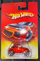 2007 Hot Wheels Volkswagen Baja Bug On Red Card VHTF
