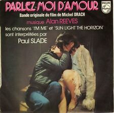 BOF PARLEZ-MOI D'AMOUR ALAN REEVES / PAUL SLADE FRENCH 45 SINGLE OST