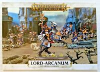 Warhammer Age of Sigmar Soul Wars - Lord Arcanum on Gryph Charger