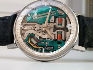 Bulova Accutron Spaceview 214 ,M7 Fully Restored