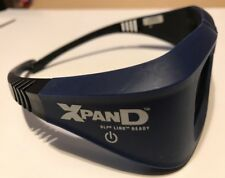 Lot of 3 XPAND X-102 3D GLASSES with DLP LINK