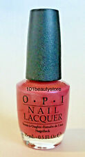 Opi Nail Lacquer Not So Bora-Bora-Ing Pink 0.5oz *New*