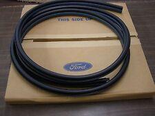 NOS OEM Ford 1993 Lincoln Mark VIII 8 Door Weatherstrip Gasket w/ Aqua Edge