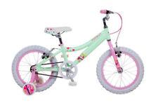 Bicicleta de montaña verde de aluminio