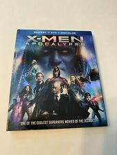 X-Men: Apocalypse - Digibook (Bluray/DVD, 2016) [BUY 2 GET 1]