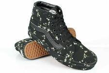 Vans Women's SK8 Hi Skateboarding Shoes Size 10 Midnight Floral