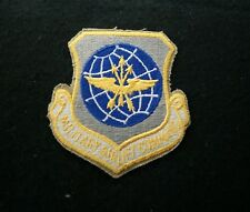 UNITED STATES AIR FORCE USAF MILITARY AIRLIFT COMMAND MILITARY PATCH BRIGHT