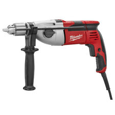 "Milwaukee 1/2"" Heavy-Duty Hammer Drill with Case 5380-81 Reconditioned"