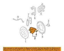 Buick GM OEM 04-07 Rendezvous Brake-Rear-Wheel Hub & Bearing 12413089
