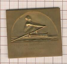 Calais jolie plaquette régates internationales 1931 par Fraisse