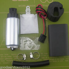 OEM 255 LPH In-tank High Flow Electric Fuel Pump & Install Kits For Honda Acura