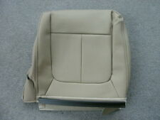 Ford F-150 Lariat Supercab tan leather right rear seat bottom cover