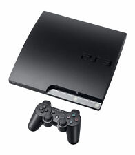 Sony PlayStation 3 Slim 80GB CECH-2101A, Rebug 4.82.1 - PS3 Controller Included