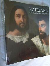 catalogue exposition  RAPHAEL dans les collections françaises , ed RMN 1983-TBE