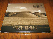 "OBTEST ""Tukstantmetis"" CD   skyforger arckanum falkenbach"