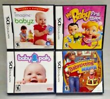 My Baby Steps, Babysitting, Babyz, Baby Pals - Game Lot Nintendo DS Lite 3DS 2DS