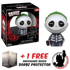 Funko Dorbz Disney Nbx Barrel Vinyl Figure + Free Dorbz Protector