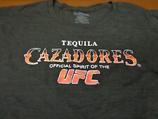 UFC Ultimate Fighter Championship Cazadores Tequila  T Shirt  M1