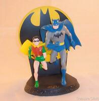 """DC Superheros Limited Edition 1996 Circa 1950 Titled """"The Dynamic Duo"""""""