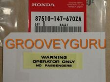Honda Classic & Vintage Motorcycle Parts