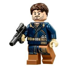 LEGO STAR WARS ROGUE ONE MINIFIGURE Cassian Andor with Blaster 75155 Rebel