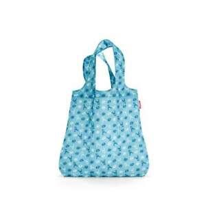 reisenthel mini maxi shopper bavaria denim AT4060 blau Schultertasche Beutel