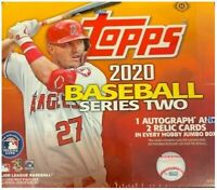 2020 Topps Series 2 | BREAK | 1 Jumbo Hobby | 15 Seats | 2 Random Teams! July 16