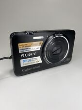 Sony Cyber-Shot DSC-WX9 16.2MP Digital Camera and Battery Only - TESTED (C3)