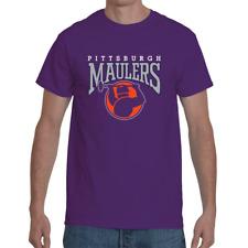 Pittsburgh Maulers T-Shirt Mens Small USFL