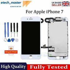 Para iPhone 7 Retina Display LCD Pantalla Táctil Digitalizador Repuesto Blanco + Cámara