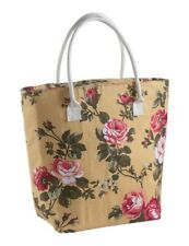 Victorian Trading Co Glamping Cooler Floral Roses Insulated Lunch Bag Tote