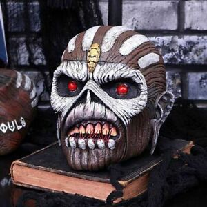 Nemesis Now Officially Licensed Iron Maiden The Book of Souls Eddie Head Box,
