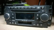OEM  Chrysler/Dodge/Jeep 05-09 CD/Cassette/Radio PN#05064032AJ-  45811H-Tested
