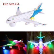 Elektrisch Flugzeug Airbus Kinder Spielzeug Musical Bewegend Blinkleuchten Sound