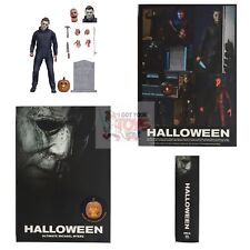 "ULTIMATE MICHAEL MYERS Neca HALLOWEEN 2018 7"" Inch ACTION FIGURE * IN STOCK*"