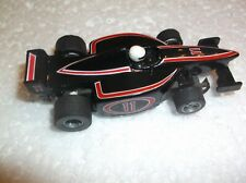 tyco mattel slot car f-1 indy # 11 target,440x2 chassis, ho 1/64 scale fast!!