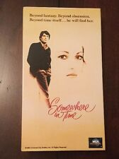 SOMEWHERE IN TIME VHS Christopher Reeve, Jane Seymour