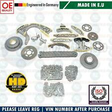 FOR AUDI A4 A5 A6 Q5 Q7 3.0 TDI UPPER LOWER DIESEL TIMING CHAIN KIT COMPLETE