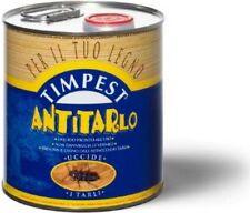 ANTITARLO LEGNO TRATTAMENTO TARLO LIQUIDO LITRI 2.5 TIMPEST TARME